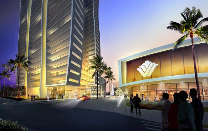 Wyndham Hotel/Condominium, Costa Mesa, CA